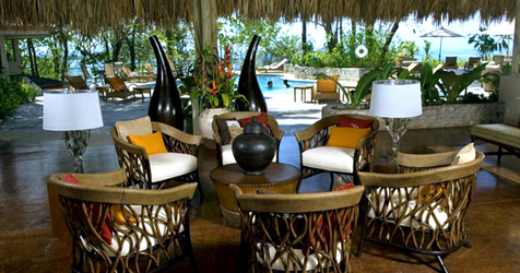 Arenas del Mar Beachfront & Rainforest Resort.