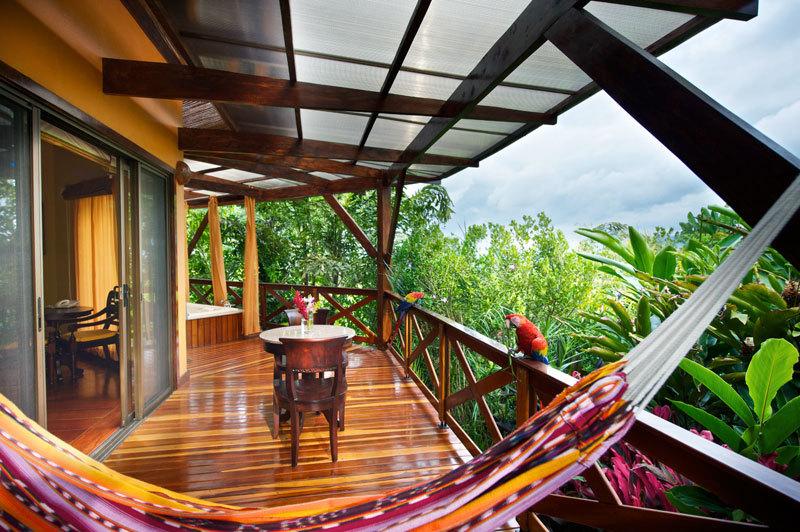 Nayara Hotel Spa Gardens Luxury Hotel In Costa Rica Central America