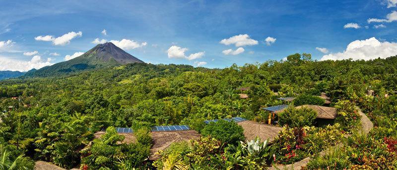 Nayara Hotel Spa Gardens Luxury Hotel In Costa Rica