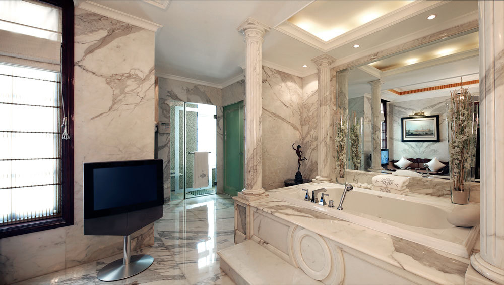 The imperial luxury hotel in delhi india for 5 star hotel bathroom designs