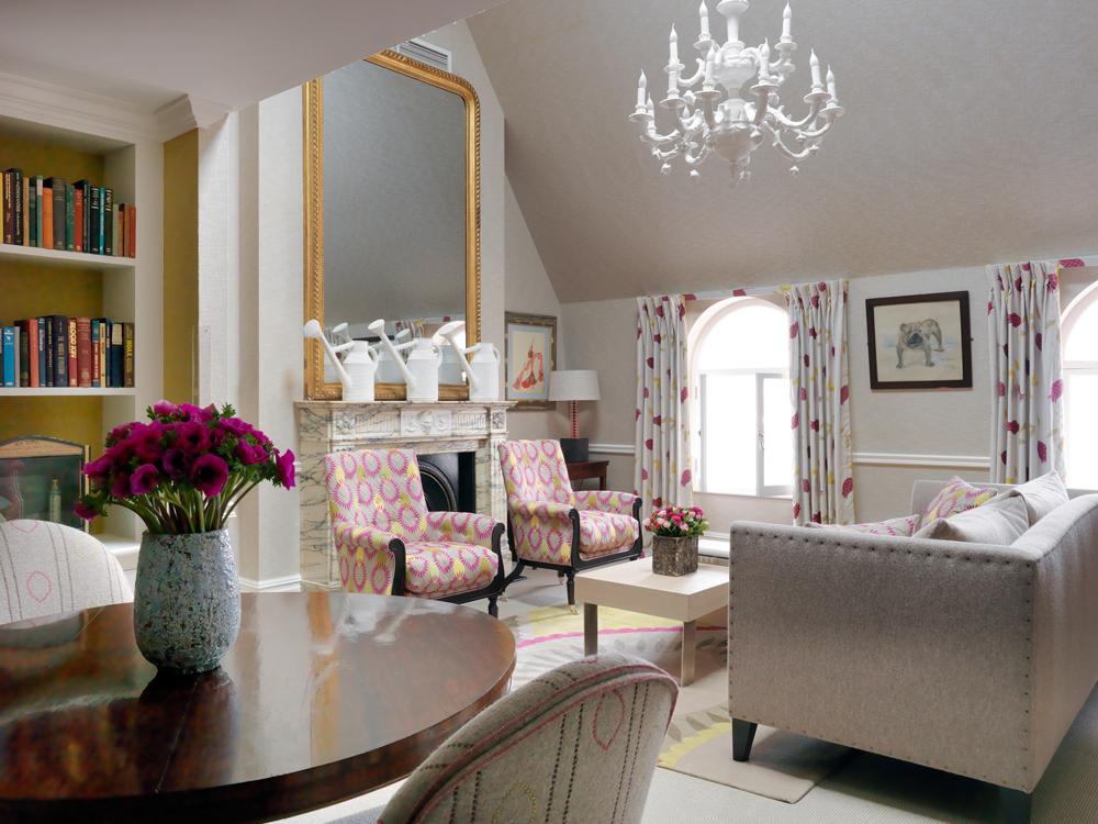 Covent garden hotel luxury hotel in london england for Hotel a covent garden