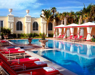 Acqualina Resort pool