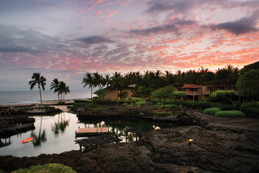 Four Seasons Hualalai King's Pond