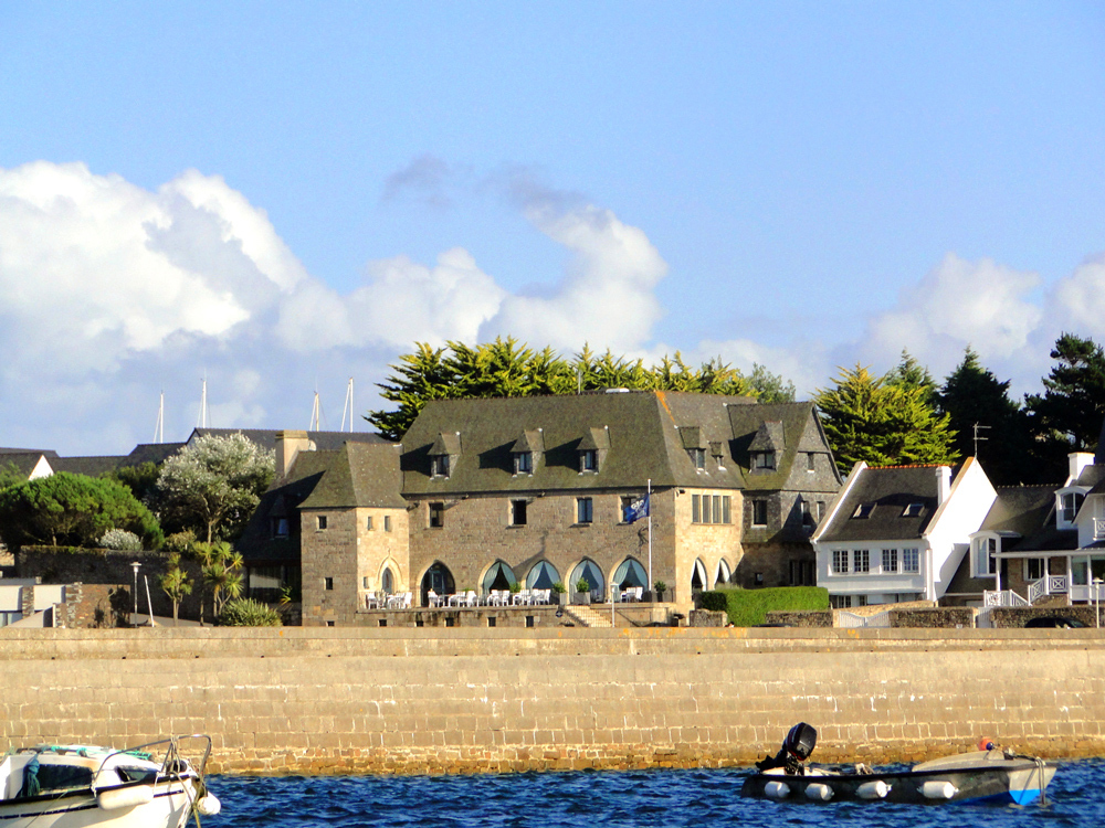 Relais  Chateaux Le Brittany  Spa Roscoff France