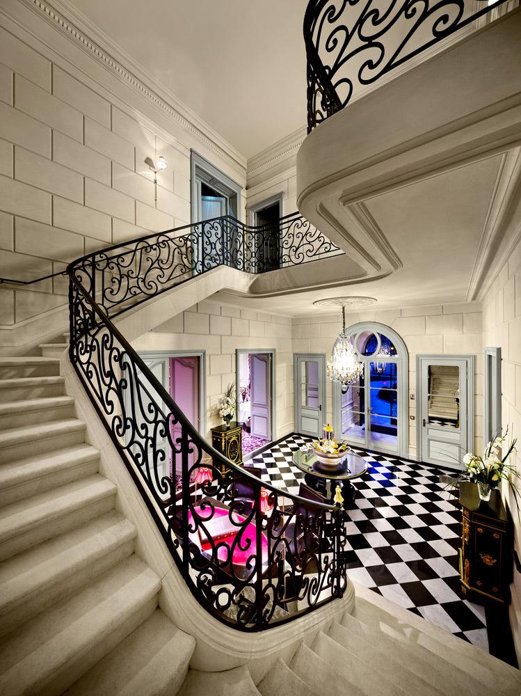 La grande maison de bernard magrez luxury hotel in for Salon the bordeaux