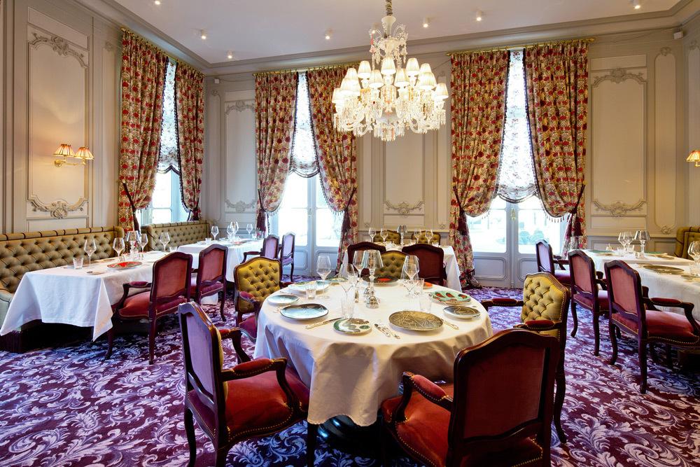 La grande maison de bernard magrez luxury hotel in - La cuisine de berbard ...