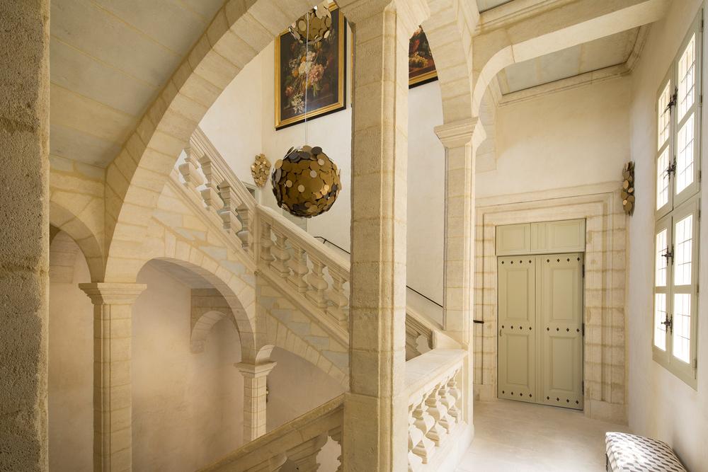 la maison d uz s luxury hotel in languedoc roussillon france. Black Bedroom Furniture Sets. Home Design Ideas