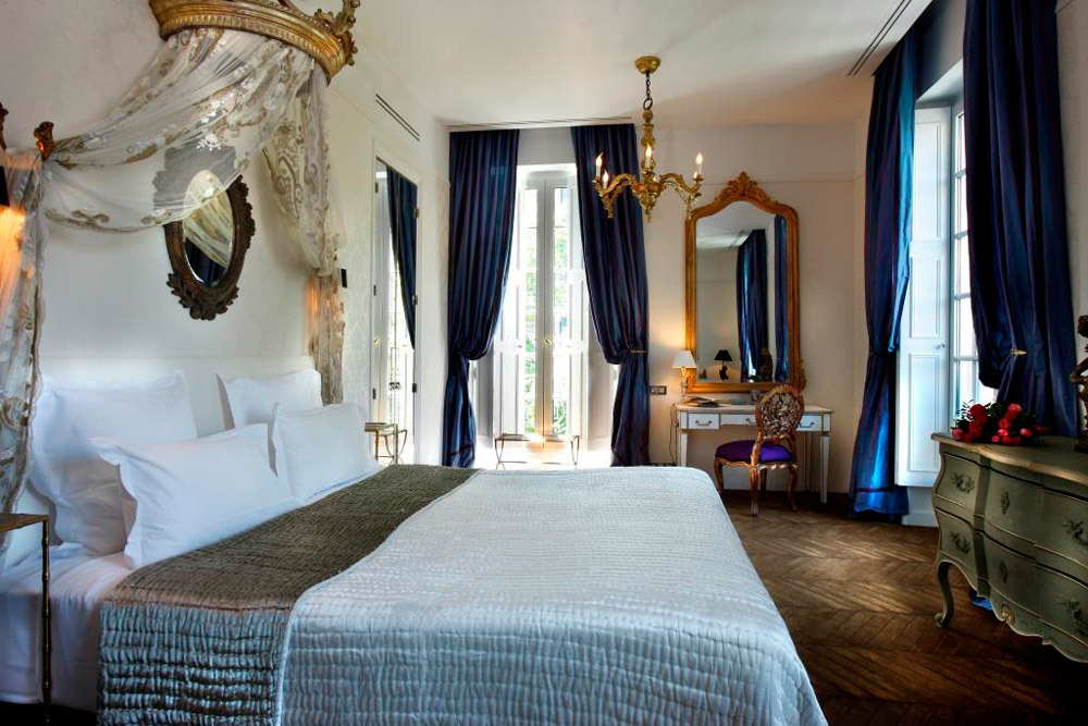 Saint james paris luxury hotel in right bank paris for Chateau hotel paris