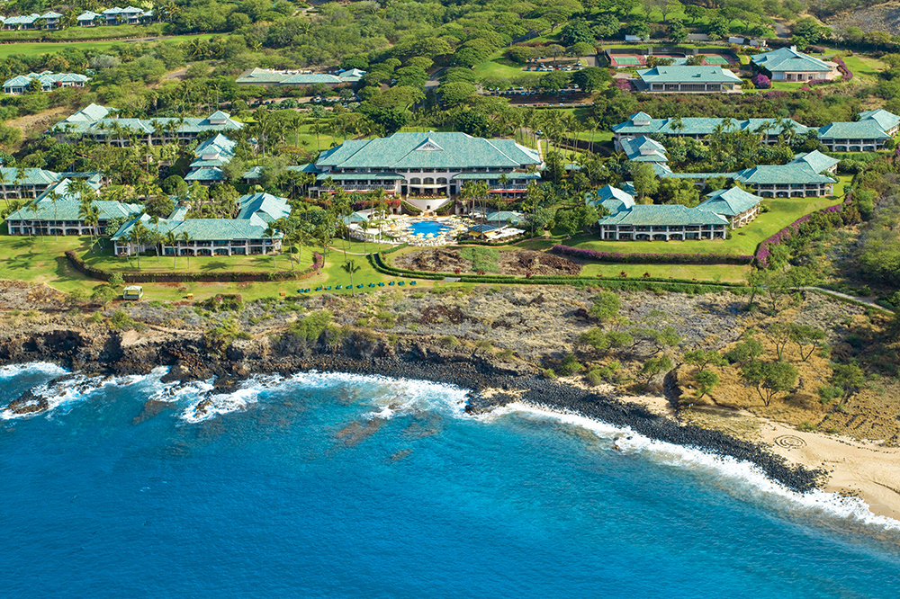 Four Seasons Resort Big Island Hi