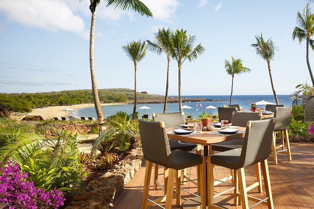 Four Seasons Resort Lanai Luxury Hotel In Lanai Hawaii