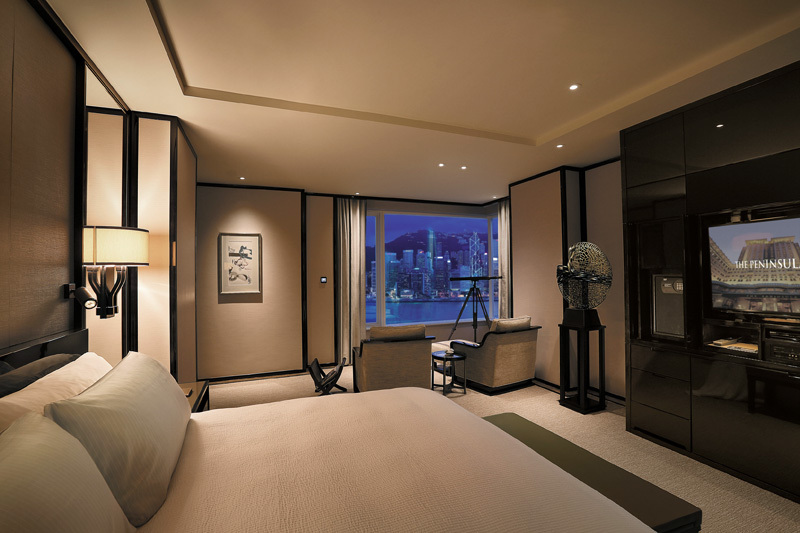 The peninsula hong kong luxury hotel in hong kong china for Hotel luxury hong kong