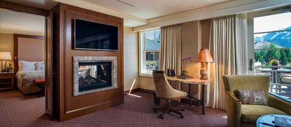 Sun Valley Lodge Luxury Hotel In Idaho United States