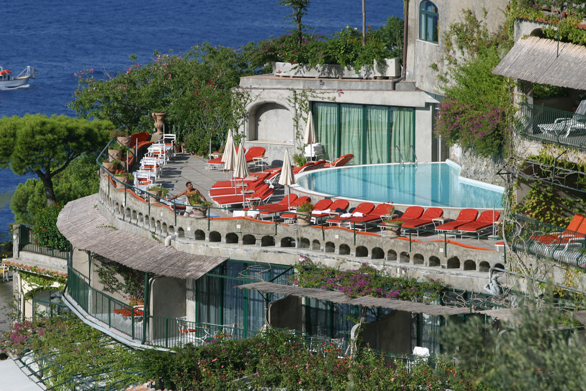 Il San Pietro Hotel Positano