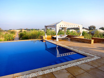 The Serai Luxury Hotel In Jaisalmer India