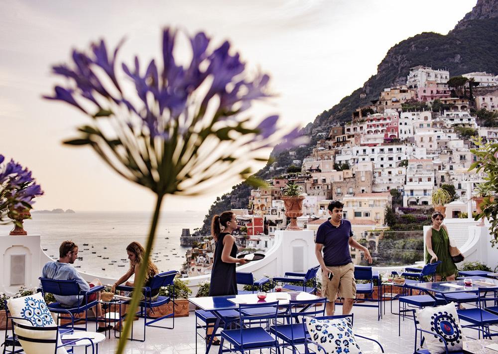 Αποτέλεσμα εικόνας για Le Sirenuse bar Amalfi Coast