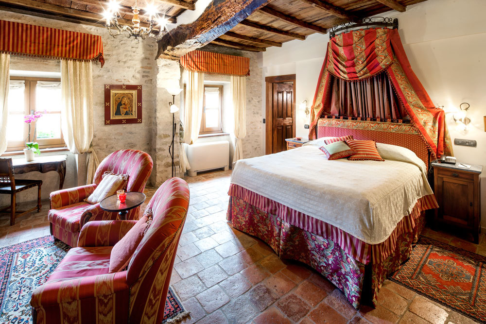 Castello di Sinio Junior Suite