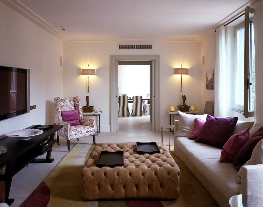 Hotel de russie a rocco forte hotel luxury hotel in for Hotel luxury roma