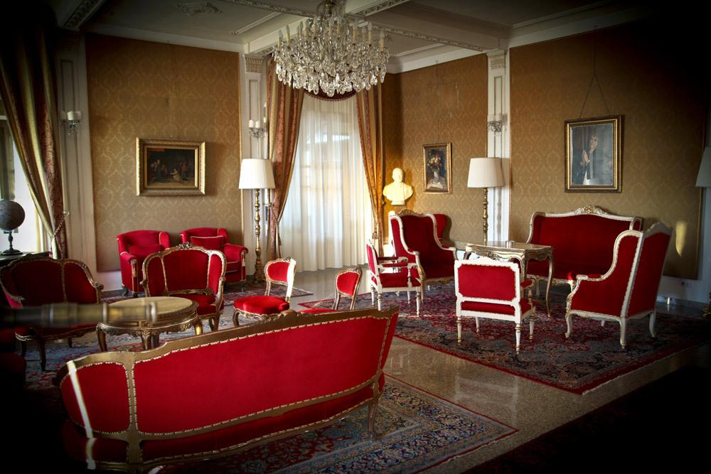 Villa Las Tronas Luxury Hotel In Sardinia Italy