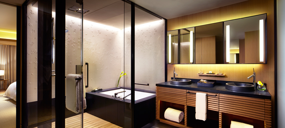 kyoto ritz carlton bath luxury hotels