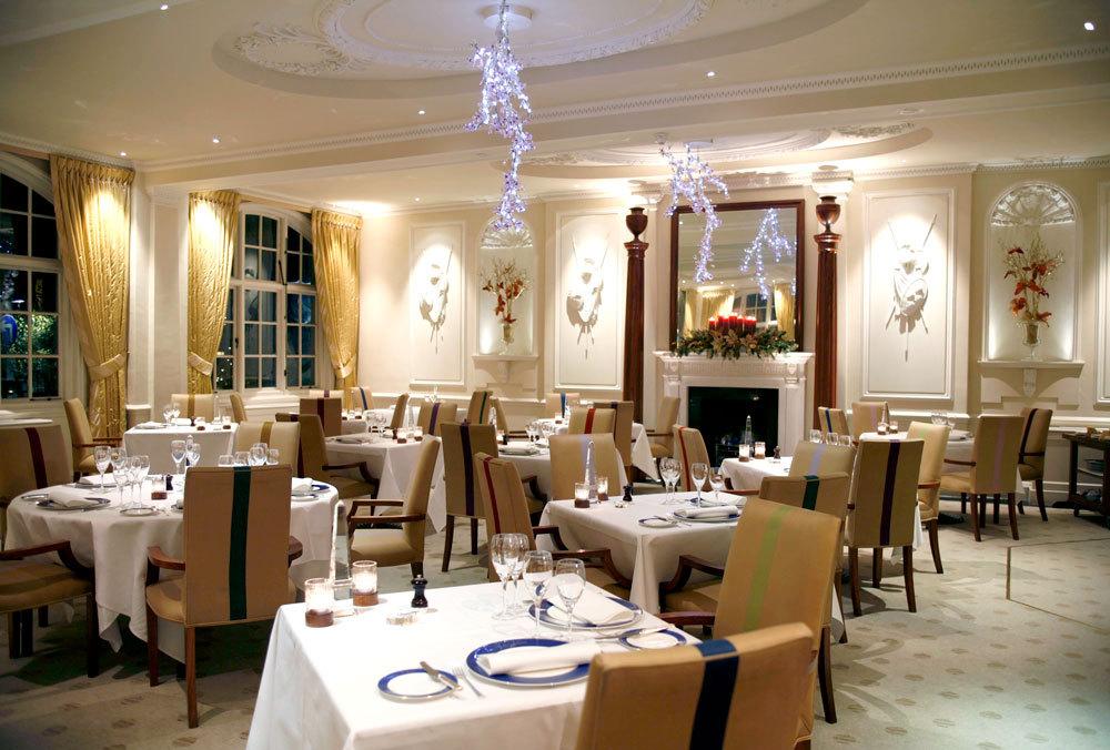 Restaurants Near St James Place London