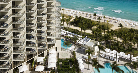 The St. Regis Bal Harbour Resort.