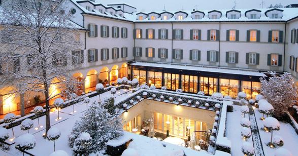 Four seasons milan luxury hotel in milan italy for Luxury hotel milano
