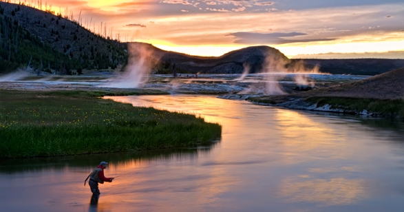 Firehole Ranch Yellowstone Lodge Andrew Harper Travel