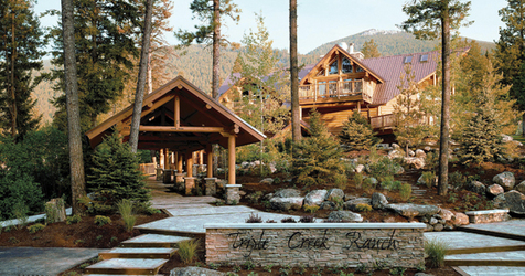 Triple Creek Ranch.