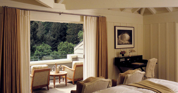 Estate Room Meadowood Napa Valley