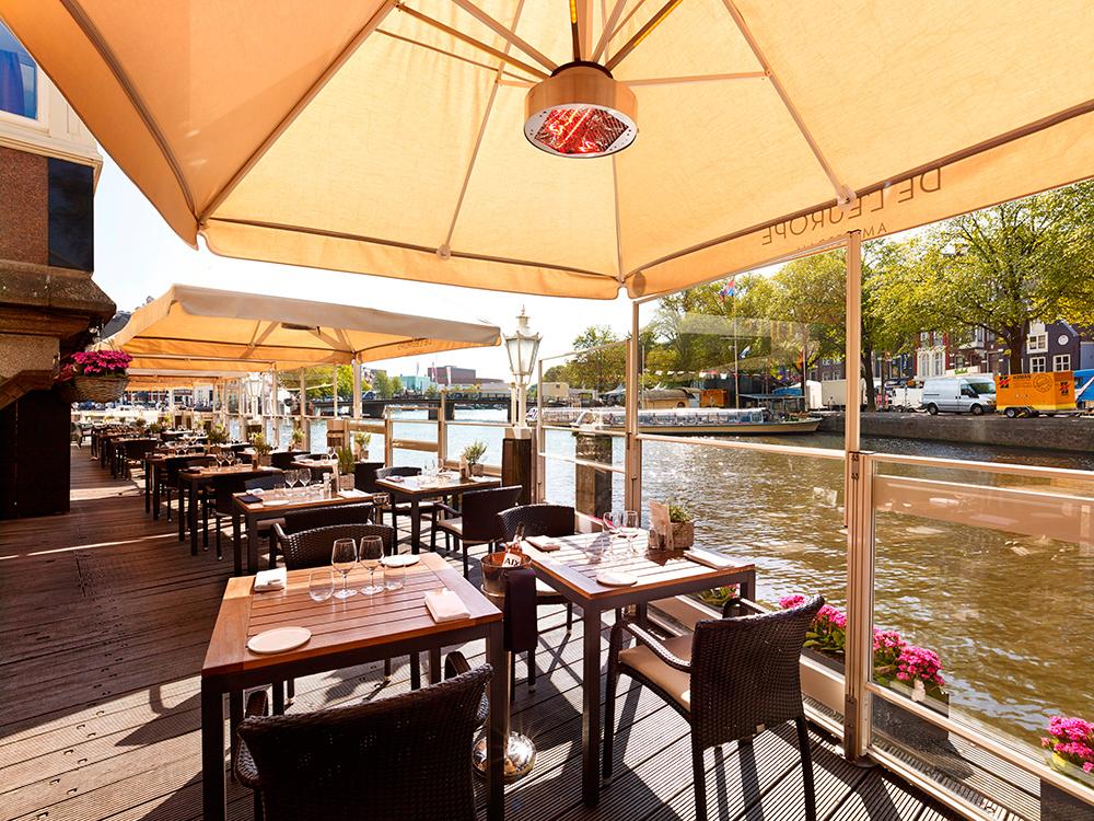 De l 39 europe luxury hotel in amsterdam netherlands for Best luxury hotel in amsterdam