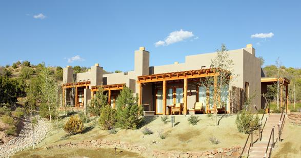 Four Seasons Hotel Santa Fe New Mexico
