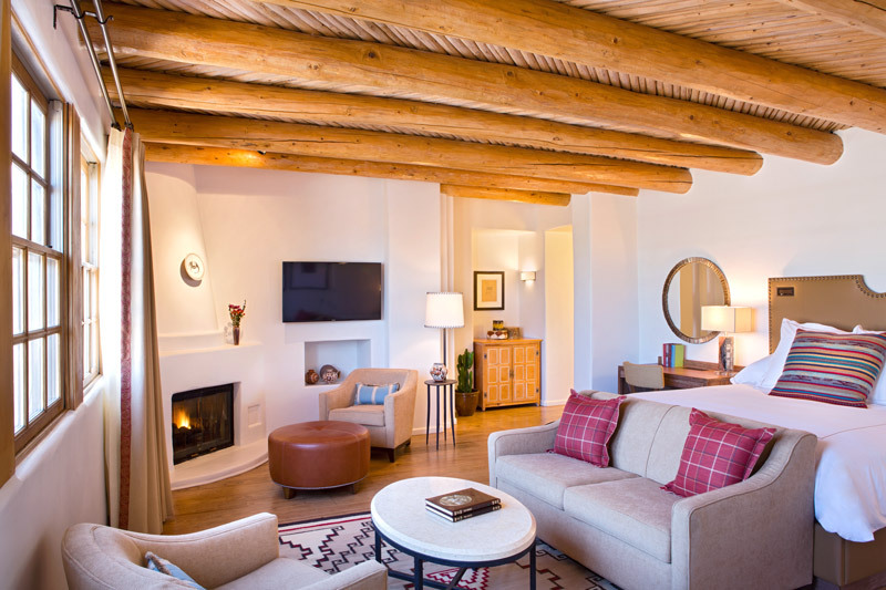 Rosewood Inn of the Anasazi.