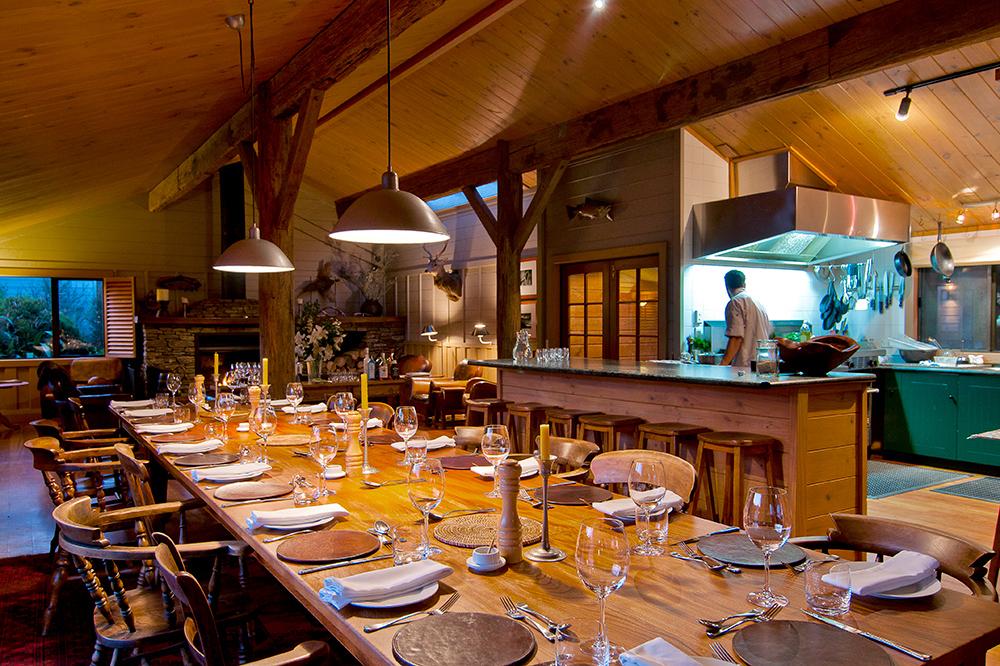 poronui   luxury hotel in rotorua/taupo north island