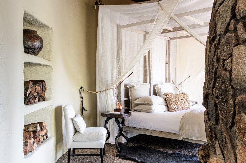 Singita Boulders Lodge. Courtesy of Singita