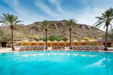 The Canyon Suites at The Phoenician. Mark Boisclair