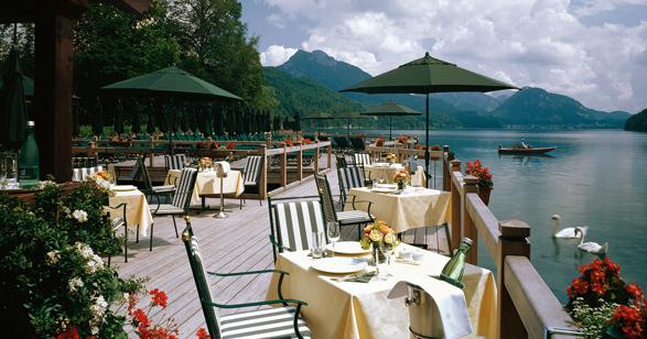 Schloss fuschl resort spa luxury hotel in salzburg for Boutique hotel salzburg
