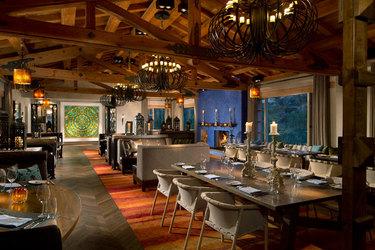 Rancho Valencia Luxury Hotel In San Diego Area California
