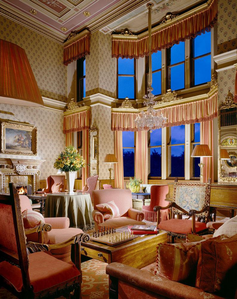 Inverlochy Castle Hotel And Restaurant