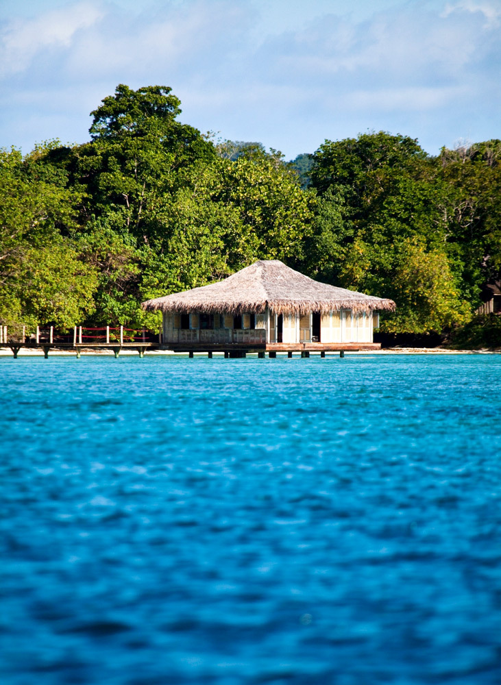 Ratua Private Island Luxury Hotel In Vanuatu South Pacific