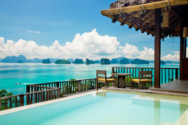 Six Senses Yao Noi. Basil Childers