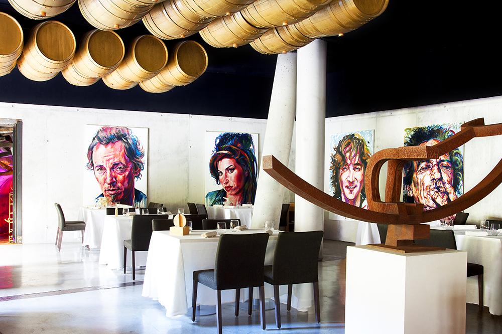 Hotel viura luxury hotel in la rioja ribera del duero for Viura hotel