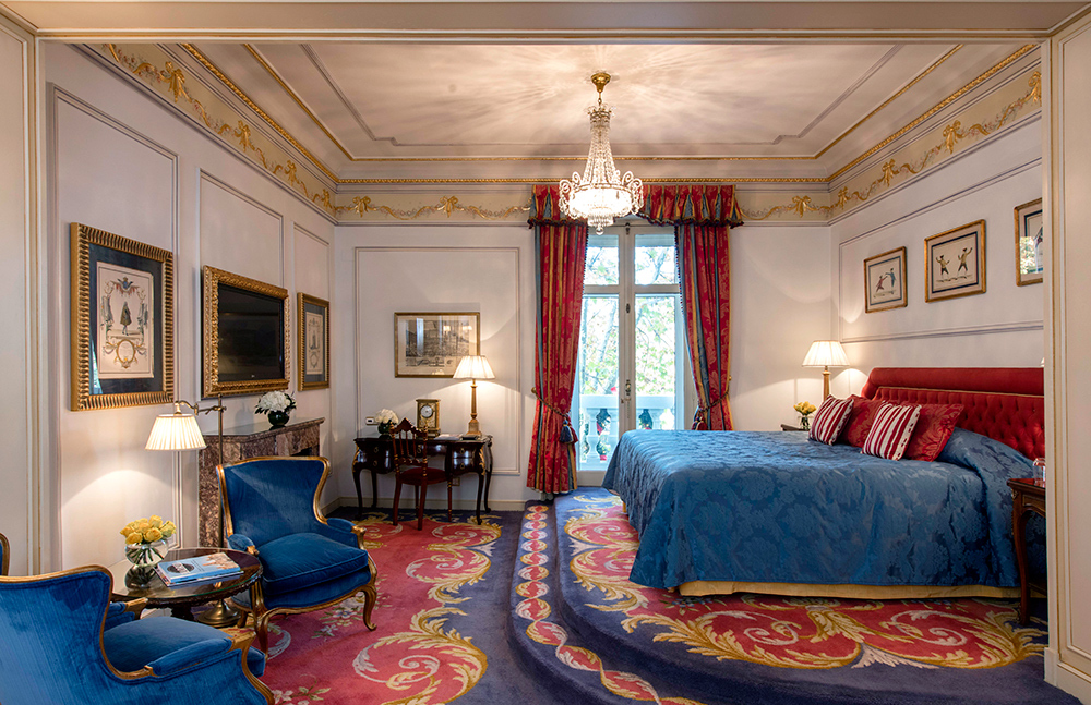 Hotel Ritz Madrid Luxury Hotel In Madrid Spain
