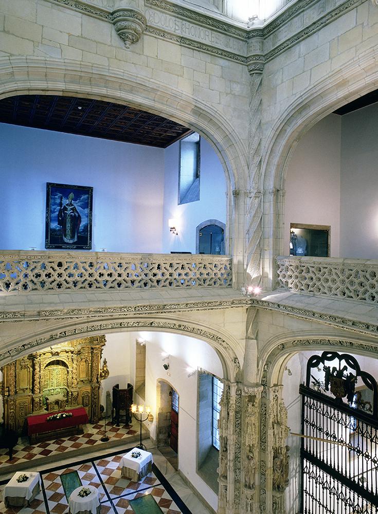 Parador De Santiago De Compostela Luxury Hotel In