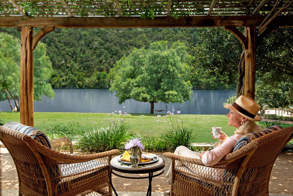 lake austin spa | hill country resort | andrew harper travel