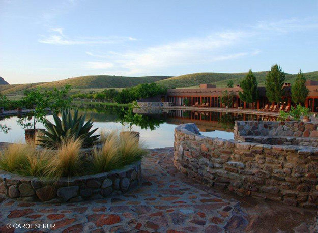 Cibolo Creek Ranch. Carol Serur