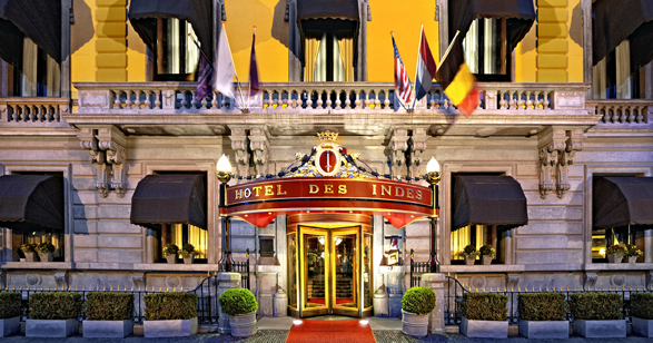 Hotel Des Indes, A Luxury Collection Hotel | Luxury Hotel in The ...
