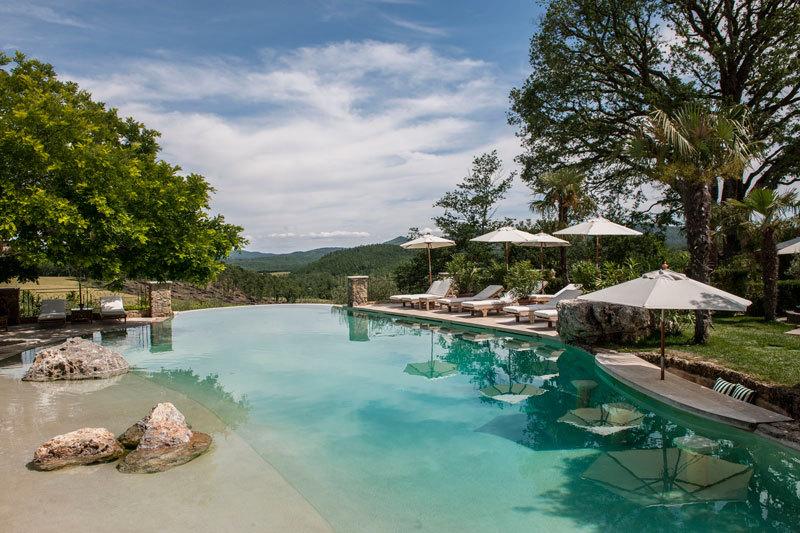 Relais Borgo Santo Pietro Luxury Hotel In Tuscany Italy