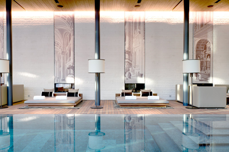 The Chedi Andermatt Luxury Hotel In Urseren Valley