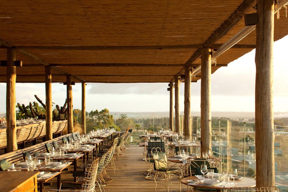 Hotel fasano punta del este luxury hotel in punta del for Hotel terrace and restaurant