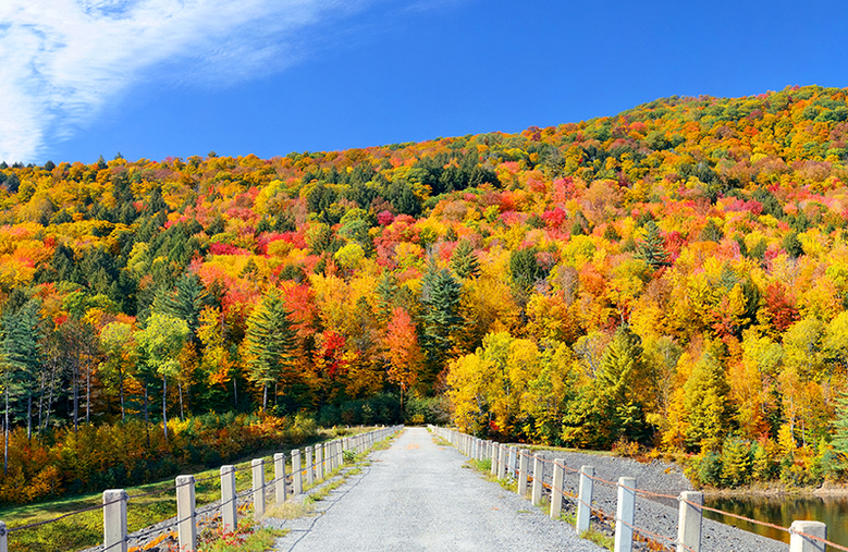 A Scenic 12-Day Drive Around Vermont